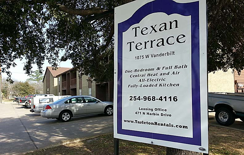 Looking for a cheap apartment rental this fall near Tarleton