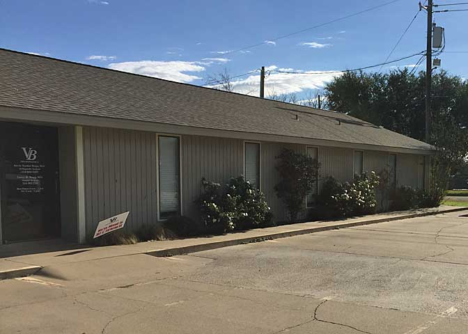 Medical office for lease in Stephenville