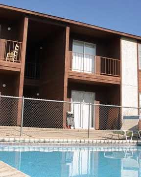 One bedroom apartment close to Tarleton State campus $545 per month